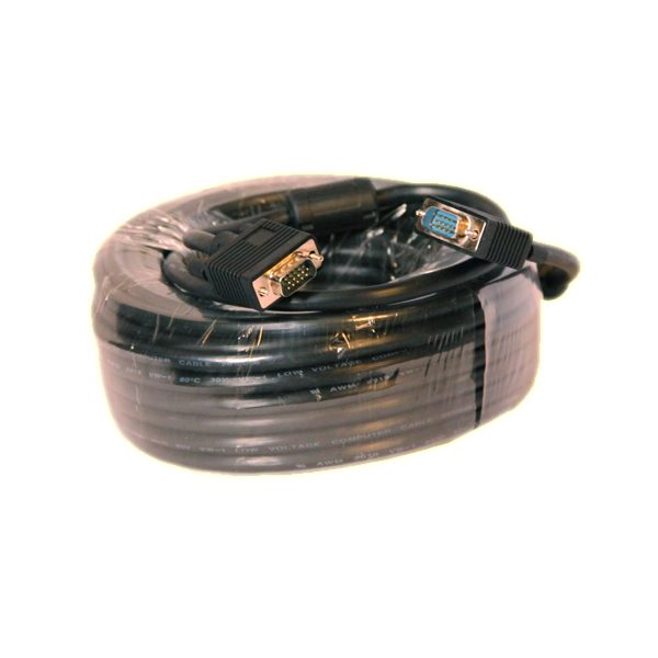 20 Meter HD VGA Kabel Male - Male