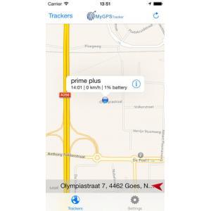 GPS Tracker MYG-108