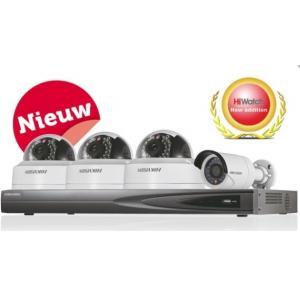 Hikvision IP beveiligingscamera set-0